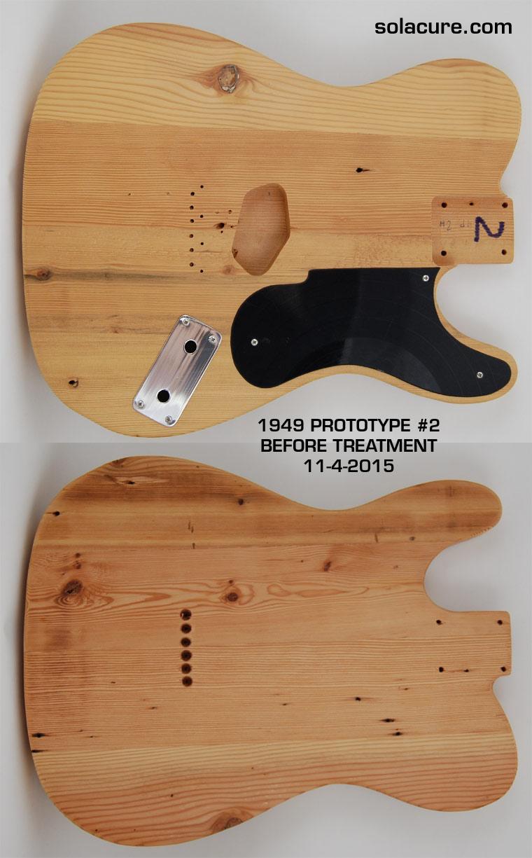 Prototype Telecaster #2